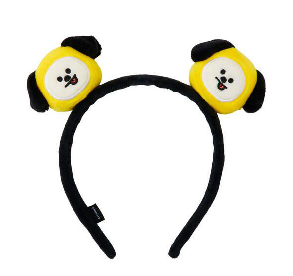 BT21-Kpop-BTS-Headbands-Hair-Band-Tie-Hairpin-Bangtan-Boys-CHIMMY-Tuck-Comb-Gi-G Indexbild 4