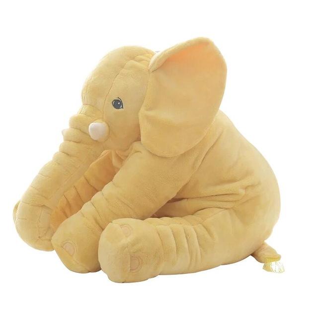 Beschwichtigen Elefanten Kissen Weiche Schlaf Kuscheltiere Plüschtiere für Baby