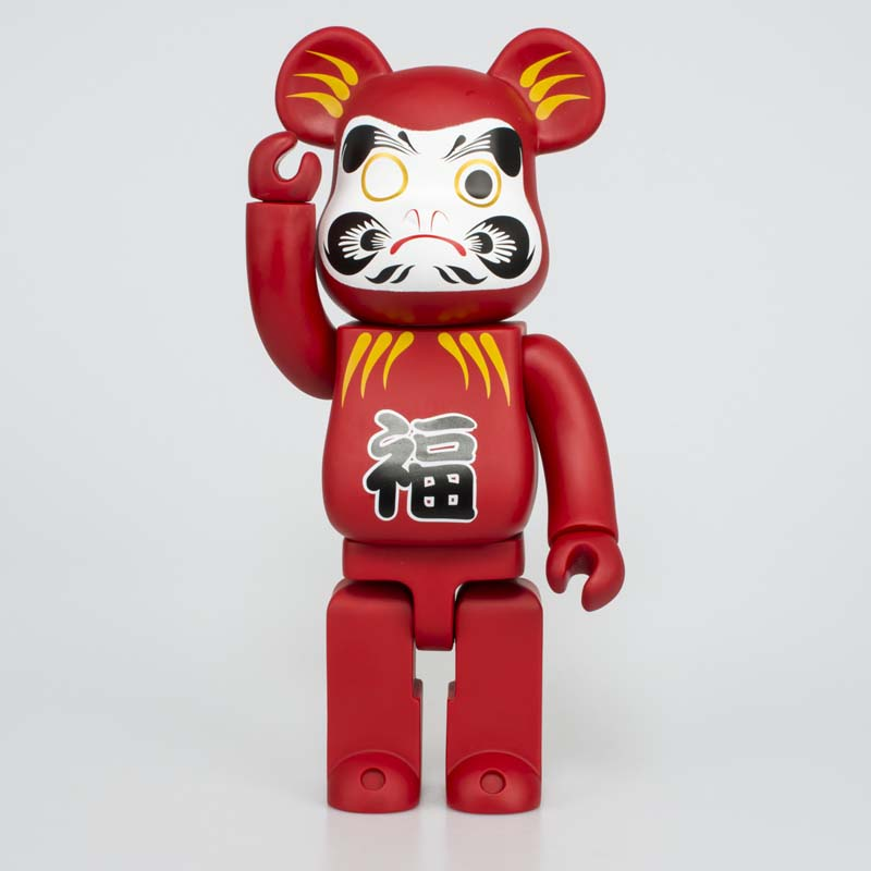 a228fd0f 28CM Bearbrick 400% PVC Action Figure Toys Bodhidharma Be rbrick TOY ...