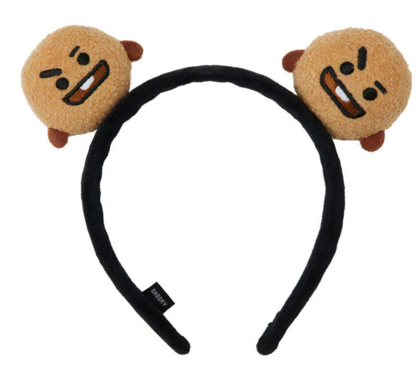 BT21-Kpop-BTS-Headbands-Hair-Band-Tie-Hairpin-Bangtan-Boys-CHIMMY-Tuck-Comb-Gi-G Indexbild 16