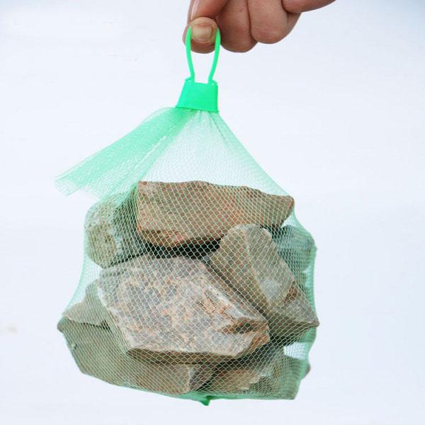 Plastik mesh nylon netz tasche für gemüse obst nüsse