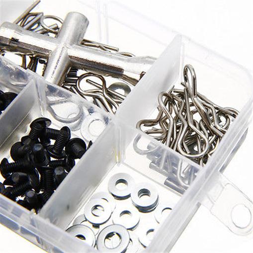 270 in einem satz schrauben box reparatur werkzeug kit f r. Black Bedroom Furniture Sets. Home Design Ideas