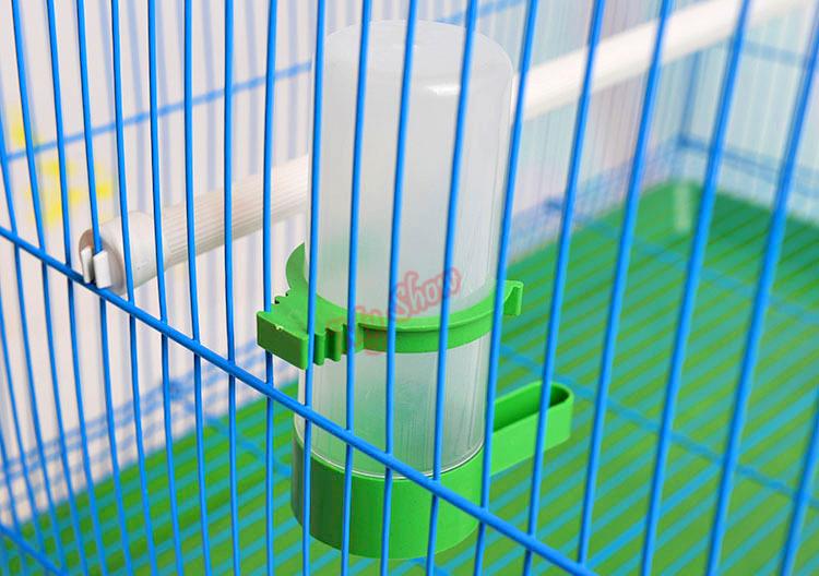 Bird-Seed-Feeder-Pigeon-Parrot-Budgie-Canary-Drinker-Food-Feeder-Waterer