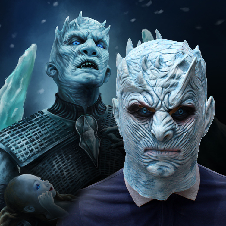 Officially Licensed HBO Game of Thrones Night/'s King Mask Trick or Treat Studios
