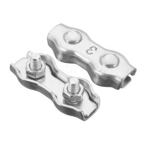 5Pcs-304-Stainless-steel-Cable-Wire-rope-clamp-duplex-Clips-Grips-2-3-5-8-mm-FR