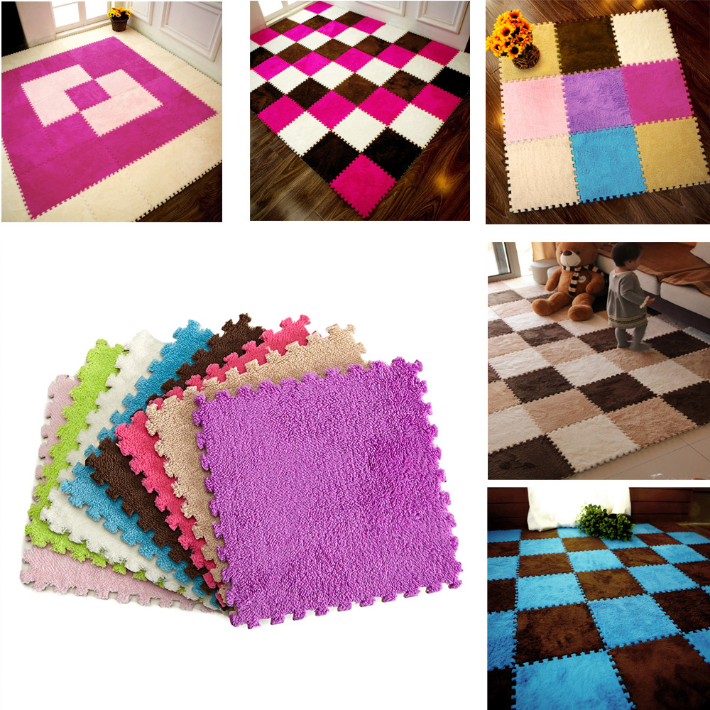 soft foam yoga fitness matte boden puzzle rutschfeste eco baby kinder crawl mat ebay. Black Bedroom Furniture Sets. Home Design Ideas