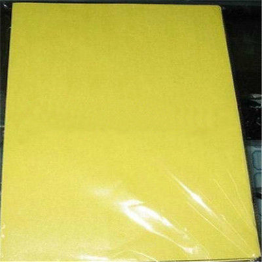 Integrated Circuits Useful 10pcs A4 Toner Heat Transfer Paper Yellow For Diy Pcb Electronic Prototype Mark Top Quality Electronic Components & Supplies